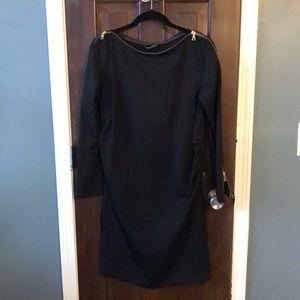 COPY - Rachel Zoe LIttle black dress- maternity